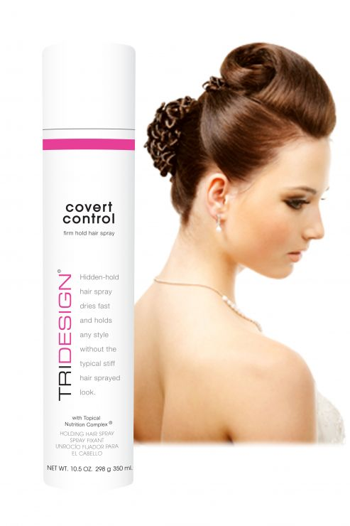 Covert Control Holding Spray