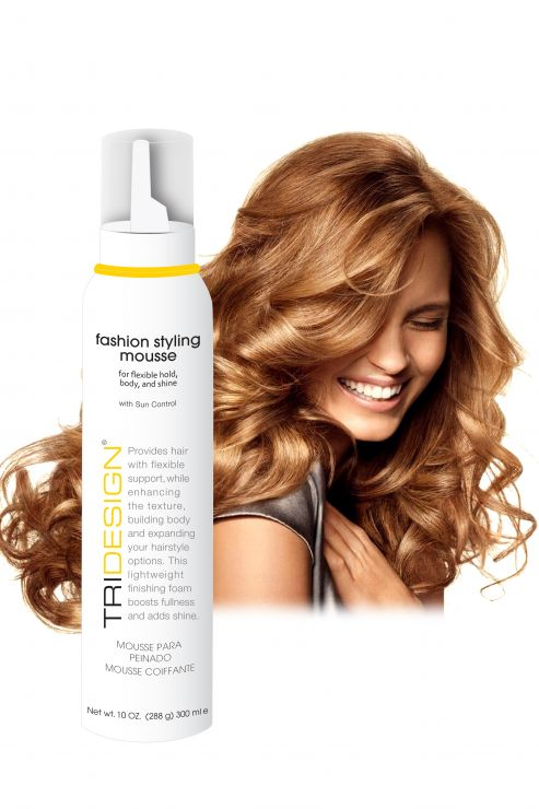 Professional Fashion Styling Mousse