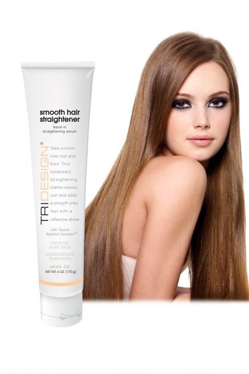 Smooth Hair Straightener